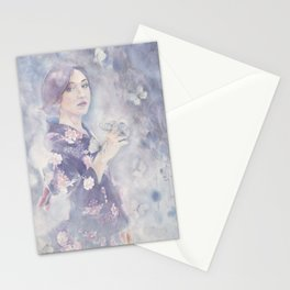 A Flutter of Butterflies Stationery Cards