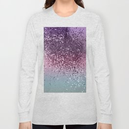 Unicorn Girls Glitter #6 #shiny #pastel #decor #art #society6 Long Sleeve T-shirt
