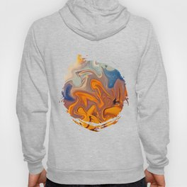 SKY ON FIRE Hoody