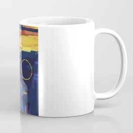 Angelina Bowen Painting Coffee Mug