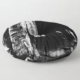 shell Floor Pillow