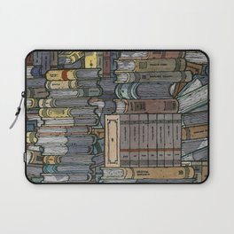 Closed Books Laptop Sleeve