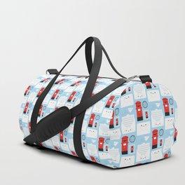 Happy Mail - Kawaii Post Duffle Bag