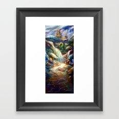 Elfindor Framed Art Print