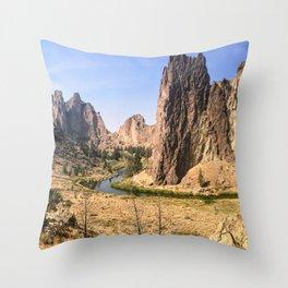 Oregon State Throw Pillow