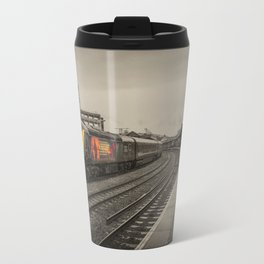 Harry Patch at Bristol Temple Meads Travel Mug