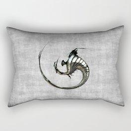 parasite Rectangular Pillow
