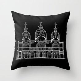 San Marco Section Throw Pillow
