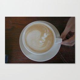 Ultrasound Canvas Print