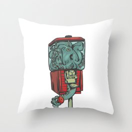 Your Prize Throw Pillow