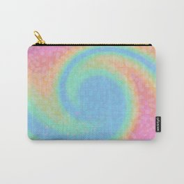 Candy Wave Carry-All Pouch