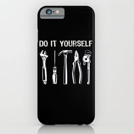 Caretaker gift for Facility Manager iPhone Case