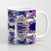 kaleidoscope Mugs featuring Kaleidoscope by QUEQZZ