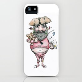 Pirate PJs iPhone Case