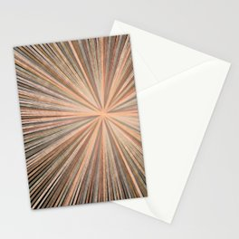 November Burst #1 Art Print Stationery Cards