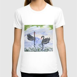Black Swans - Soulmate T-shirt