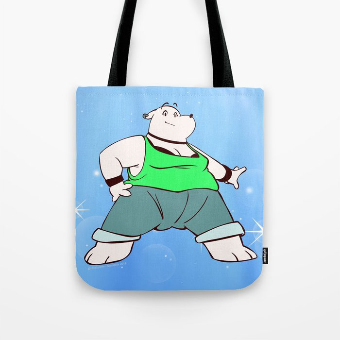 Evelyn (Peepoodo) Tote Bag