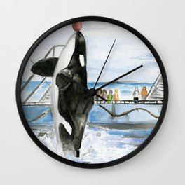 Marine Star Wall Clock