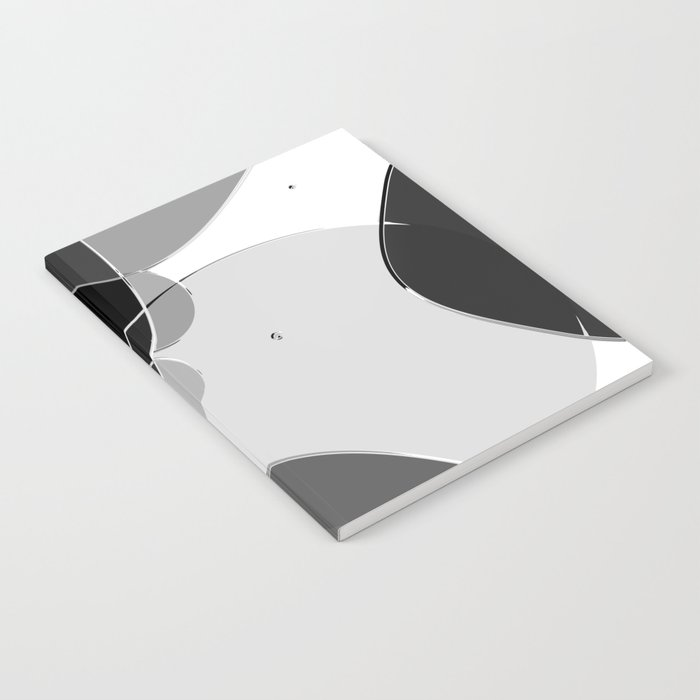 Circle Series - Chrome Notebook