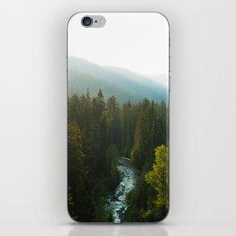 Teanaway River iPhone Skin