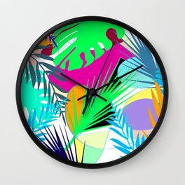 Naturshka 74 Wall Clock