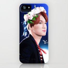 Flowerly Kai iPhone Case