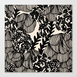 polly Canvas Print