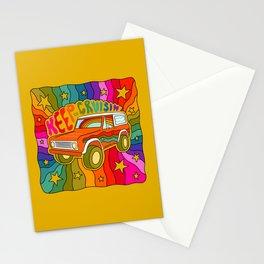 Keep On Cruising Stationery Cards