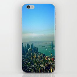 New York from the Empire State Building iPhone Skin