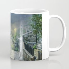 Cobbles And Clouds Coffee Mug