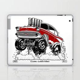 57 Gasser Series REV-2 RED Laptop & iPad Skin