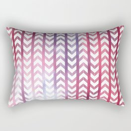 Misty Tracks V.1 Rectangular Pillow