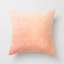 Sherbet Ombre Throw Pillow