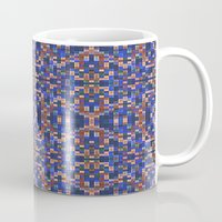 mosaic Mugs featuring Mosaic by PureVintageLove