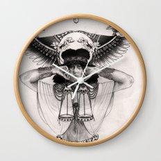 L I B R A  Wall Clock