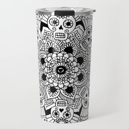 mandalavera Travel Mug