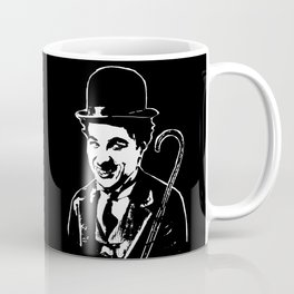 CHARLIE CHAPLIN THE COMIC GENIUS Coffee Mug