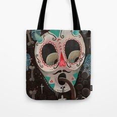 Calaca Tote Bag