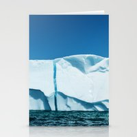 labrador Stationery Cards featuring Labrador Iceberg by Shaun Lowe