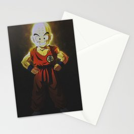 Dragon Ball Krillin Stationery Cards