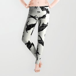 Wicked Cats Leggings