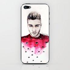 Eyes on Zayn  iPhone & iPod Skin