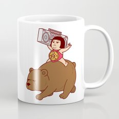 Boombox Kintaro -remake version- Mug