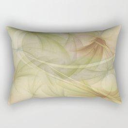Soft Colors of Nature  Rectangular Pillow