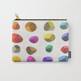 Painted Pebbles 2 Carry-All Pouch
