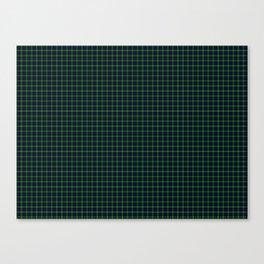 Sutherland Tartan Canvas Print