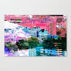 BAR#7968 Canvas Print