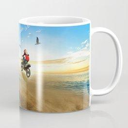 Motocross Passion extreme sport Coffee Mug
