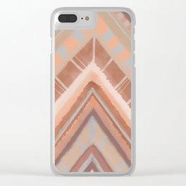 Arrowhead | Earthy Clear iPhone Case