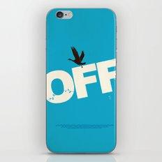 Take Off iPhone & iPod Skin